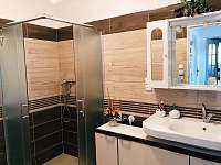 Koupelna - chalupa ubytování Valtice