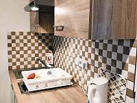 Kuchyň - pronájem chalupy Valtice