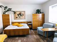 Ložnice - chalupa ubytování Valtice
