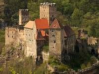Hrad Hardegg nad Dyjí, Rakousko