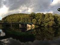 most přes Dyji do Hardeggu, Národní park Podyjí