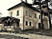 ubytování Heroltice ve vile na horách