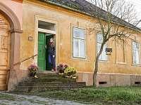 ubytování v Moravském krasu Chalupa k pronajmutí - Jabloňany