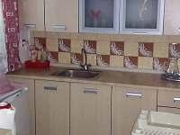 Kuchyňka - chata k pronajmutí Dolní Bojanovice