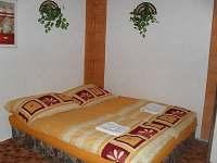Ložnice - chata k pronájmu Dolní Bojanovice