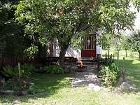 Chata k pronájmu - dovolená Koupaliště Těmice rekreace Dolní Bojanovice