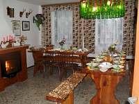 Sociální místnost - chata k pronajmutí Dolní Bojanovice