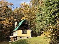 Chata k pronájmu - dovolená Přehrada Letovice rekreace Boskovice - Hrádkov