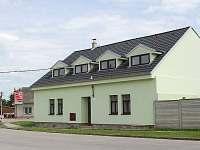Strachotín léto 2018 ubytování