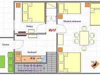 Ubytování Pod Pálavou - chata k pronájmu - 6 Pavlov