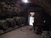 Vinný sklípek Hustopeče - ubytování Hustopeče