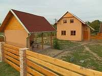 Chata ubytování v obci Kuchařovice