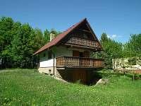 Levné ubytování Koupaliště Těmice Chata k pronájmu - Kněždub