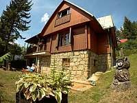 rodinná chata Chřibalka - k pronájmu Buchlovice