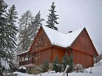 zimní pohádka na chatě Chřibalce - k pronajmutí Buchlovice
