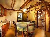 Kuchyň - Romantický stylový pokoj