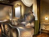 Romantický stylový pokoj