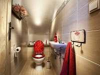 WC - Rodinný pokoj ALCEDO