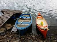 Lodě - pronájem chaty Vranov nad Dyjí