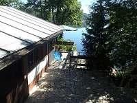 Chata k pronajmutí - dovolená Koupaliště Moravské Budějovice rekreace Vranov nad Dyjí