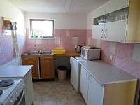 Kuchyňka - ubytování Bulhary