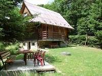 ubytování na Kroměřížsku Chata k pronajmutí - Buchlovice