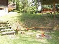 ohniště - pronájem chaty Buchlovice