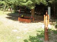 venkovní hřiště pro děti - Buchlovice