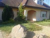 ubytování na Slovácku Chalupa k pronájmu - Vacenovice