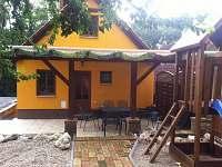 Chata k pronajmutí - dovolená Pálava rekreace Březí u Mikulova