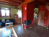 kuchyně s obývacím pokojem - Suchý