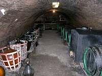 Vinný sklep Dolní Dunajovice - chalupa ubytování Dolní Dunajovice