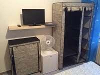 Vybavení všech pokojů