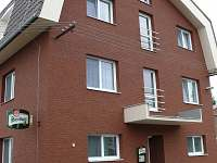 Penzion ubytování v obci Násedlovice