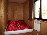 Chatka - ložnice