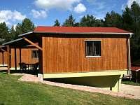 Jižní Morava: Chatky - ubytování v soukromí