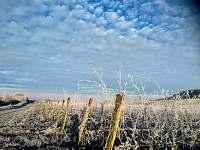 I zima tu má své kouzlo, nádherná panoramata...