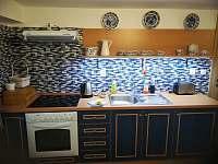 Kuchyňka - apartmán k pronajmutí Ostrožská Nová Ves