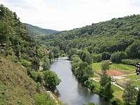 Údolí řeky dyje ve Vranově