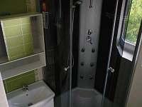 Apart. č . 2 koupelna - Vacenovice