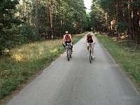 Cyklostezka na Růdník - Vacenovice