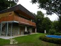 Apartmán na horách - dovolená Koupaliště Domaželice rekreace Rusava