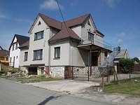 Rodinný dům na horách - okolí Těchova
