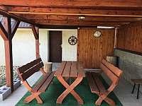 Pergola - chata ubytování Jedovnice
