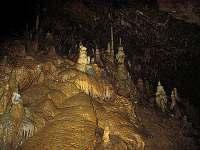 Jeskyně - pronájem chaty Jedovnice