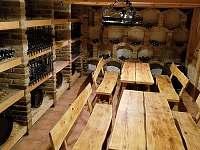 vinárna v objektu