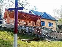 Chata v Chvalaticích - ubytování Chvalatice