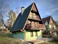 Chaty a chalupy Lipov na chatě k pronajmutí - Tvarožna Lhota