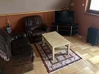 Obývací pokoj v 1NP 1 - Tvarožna Lhota