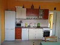 Kuchyně apartmán 2 - Bulhary